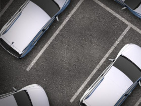 Стоянка автомобілів. Фото ілюстративне