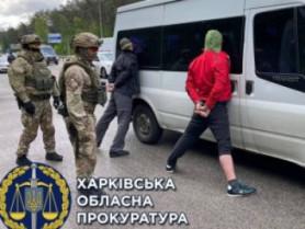 Поблизу столиці спіймали трьох злочинців, які увірвалися в дім харків'янки та катували її праскою