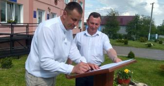 Бугринська та Привільненська громади підписали договір про співпрацю