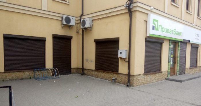 Приміщення ПриватБанку в Любомлі