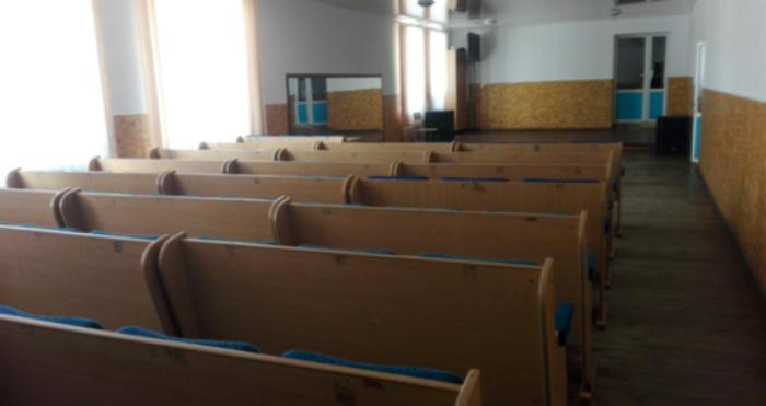 Мала актова зала любешівського Центру культури та дозвілля