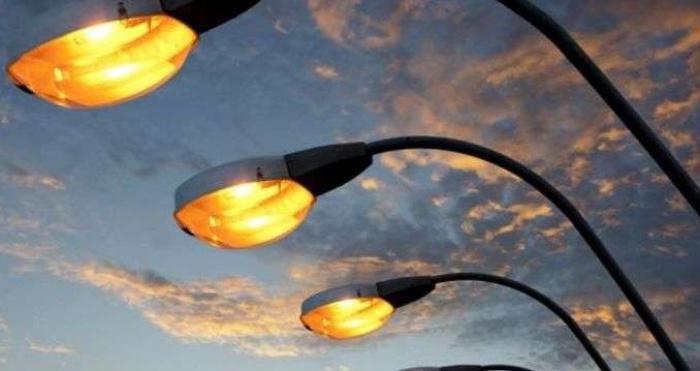 Реконструкція освітлення у Привітному