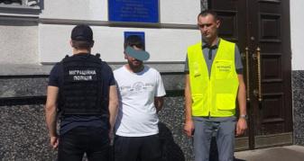 У Луцьку затримали азербайджанця з імовірно підробленими документами