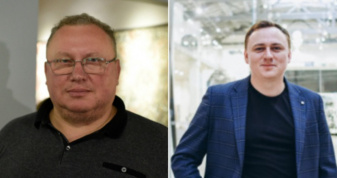Віктор і Роман Корсаки
