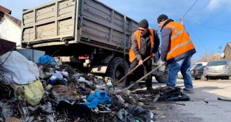 Ліквідація сміттєзвалища