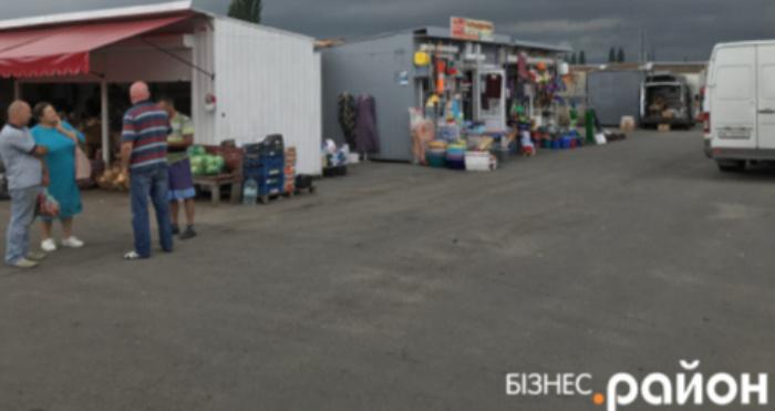 Новий ринок у Луцьку