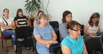Підприємцям Шацької громади розповіли про захист прав споживачів