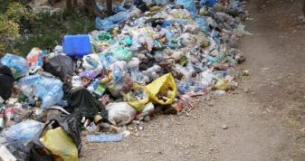 Штраф за викид сміття на узбіччя може зрости у 8-10 разів