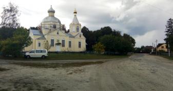 Село Зарудчі