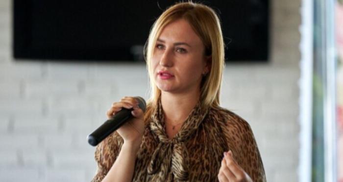 Марія Христецька