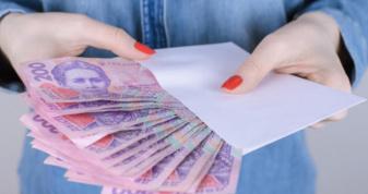 Середня заробітна плата на Рівненщині – 13 тисяч гривень