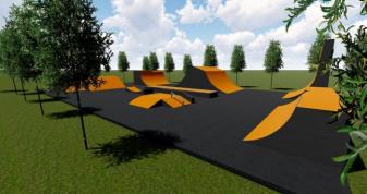 У селі Заболоття пропонують збудувати «Мультифункціональний майданчик для занять ігровими видами спорту (з елементами скейт-парку)»