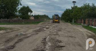 Почали ремонтувати дорогу Рожище – Сокіл