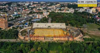 На реконструкцію стадіону «Авангард» можуть виділити ще 50 мільйонів гривень