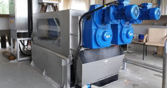 Для комунального підприємства «Луцькводоканал» придбають мультидисковий шнековий дегідратор в умовах фінансового лізингу.