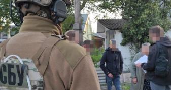 Затримання групи наркоторговців на Ковельщині: деталі від СБУ