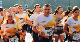 Як відбувався  Dmytruk Luchesk Half Marathon у Луцьку