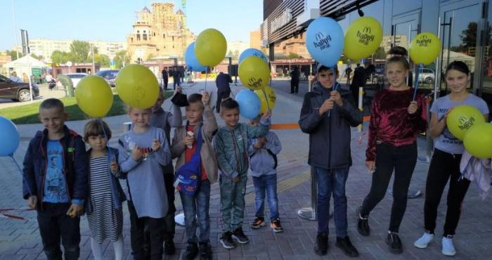Діти з Боратинської громади