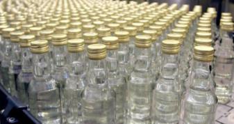 Суд оштрафував підприємця з Рівненщини, який хотів продавати алкоголь без ліцензії