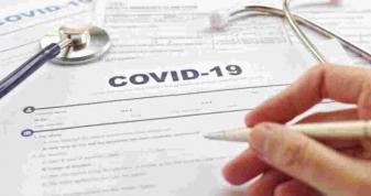 Правоохоронці повідомили про підозру двом жителям Рівненської області у підробленні і збуті довідок із негативним результатом на COVID-19.