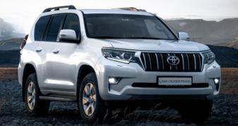 У серпні лучани найчастіше купували автомобілі марки Toyota