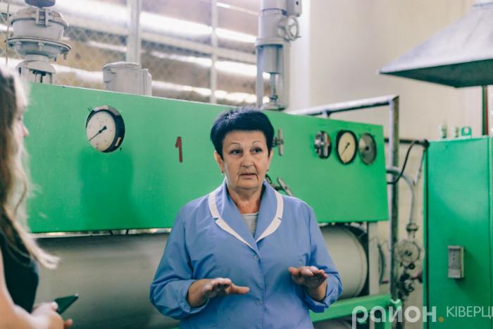 Валентина Романюк щаслива, що прижилася на Волині