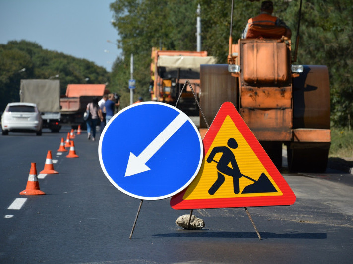 В Іваничах обговорили, які дороги в районі ремонтуватимуть першочергово