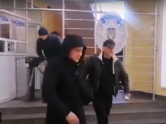Євгена Ткачука виводять з ГУНП у Волинській області