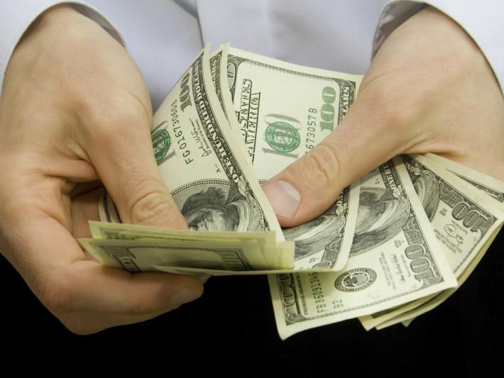 Курс валют у банках Луцька на 24.02.2019 року.