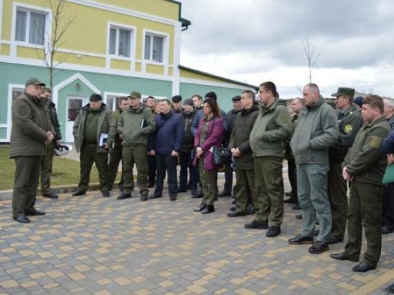 На Ратнівщині відбулися збори лісових інженерів