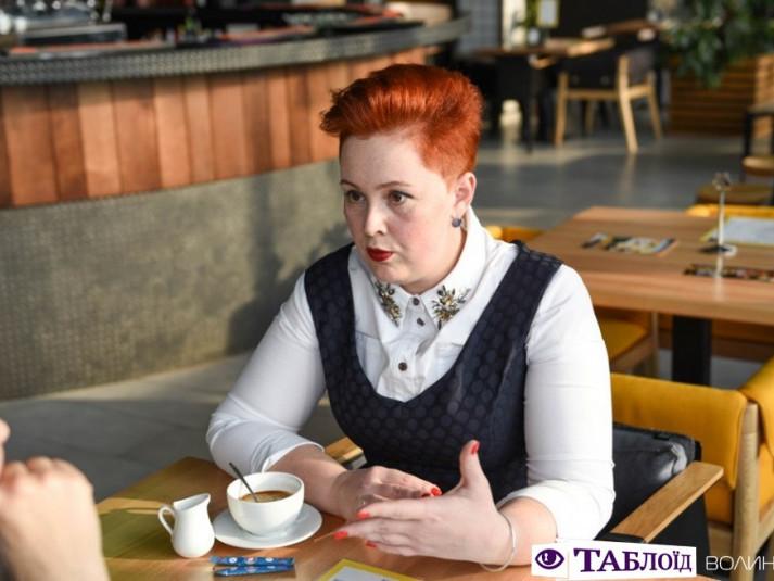 Директорка по маркетингу холдингу «Хлібні інвестиції» Олександра Борук