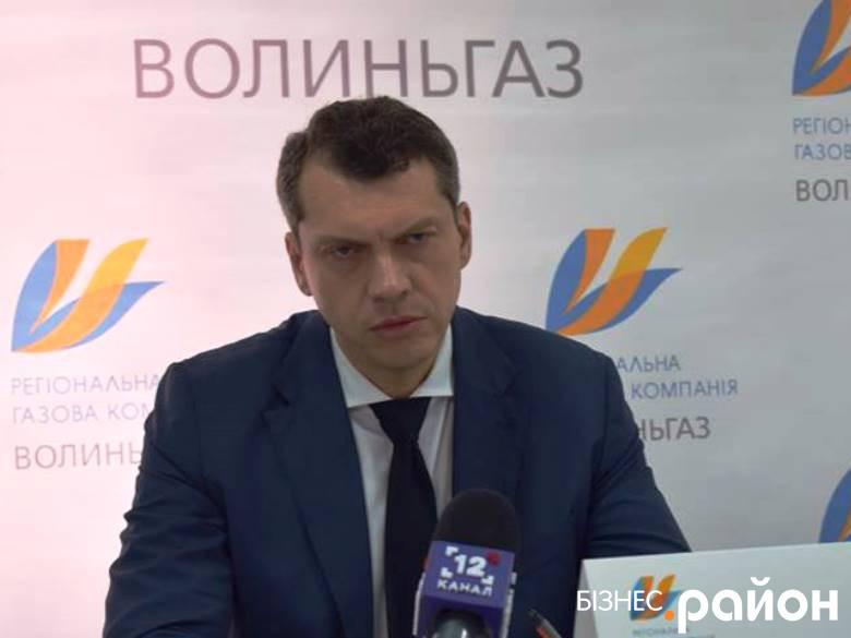 Фінансовий директор Андрій Тимчишак