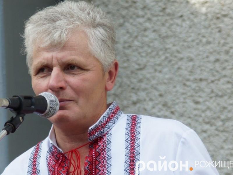 ГоловаРудко-Козинської сільськоїради Микола Яцюк