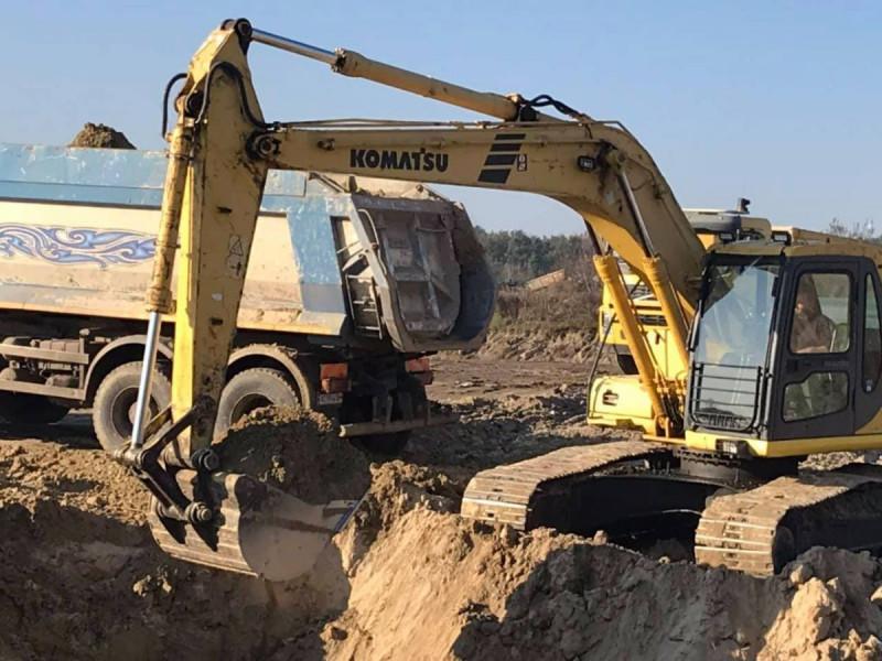 У місті на Волині продовжать будувати нове сміттєзвалище