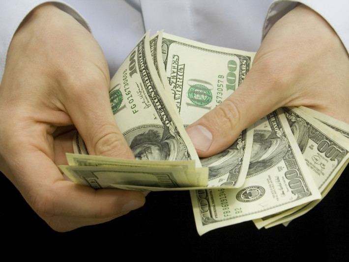 Курс валют у банках Луцька на 03.05.2019 року.