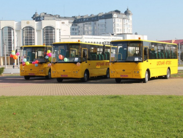 На Волині закуплять нові автобуси для шкіл