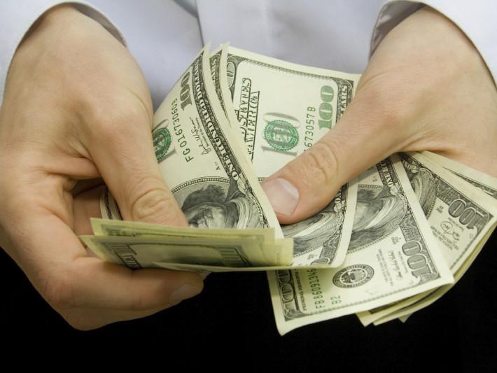 Курс валют у банках Луцька на 07.05.2019 року.