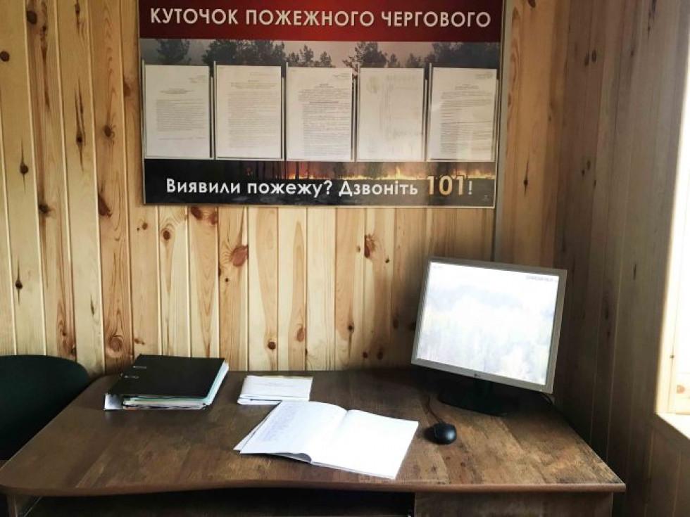 У лісах Любомльщини встановили відеокамери