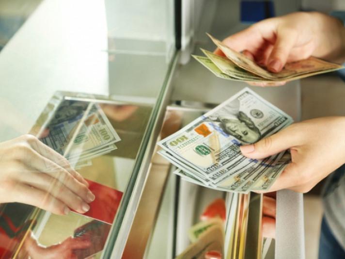 Курс валют у банках Луцька на 13.05.2019 року.