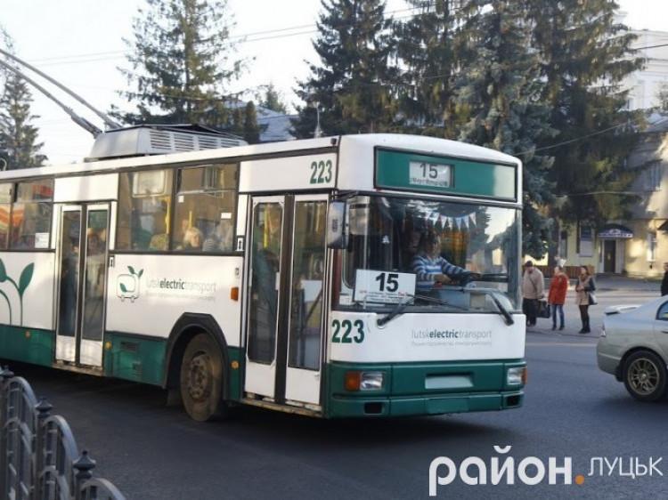 проїзд в тролейбусах може подорожчати