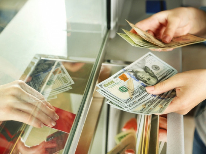 Курс валют у банках Луцька на 08.06.2019 року.