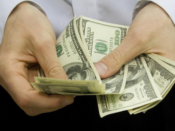 Курс валют у банках Луцька на 11.06.2019 року.