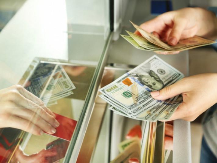 Курс валют у банках Луцька на 20.06.2019 року.