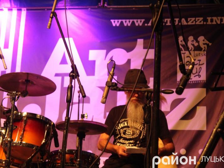Джазовий фестиваль у Луцьку