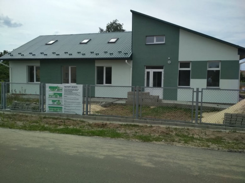 Амбулаторія у селі Цир
