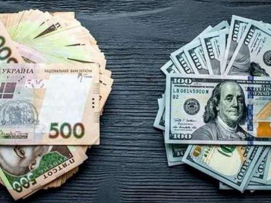 Курс валют у банках Луцька на 27 серпня