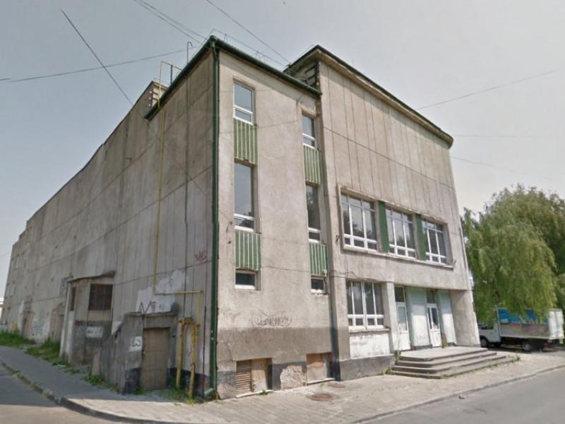 колишній кінотеатр «Батьківщина»