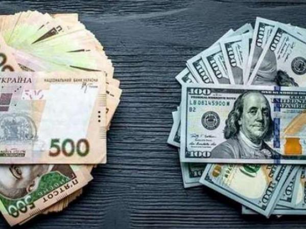 Курс валют у банках Луцька на 11 вересня