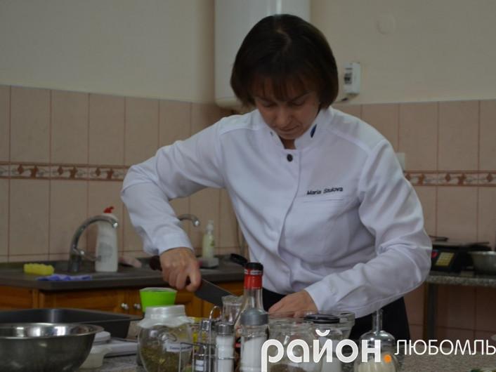 Марія Стулова