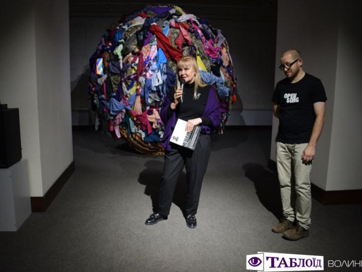 У Музеї Корсаків діє новий мистецький проєкт